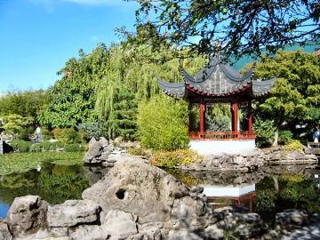 Vancouvers Dr. Sun Yat Sen Chinese Garden